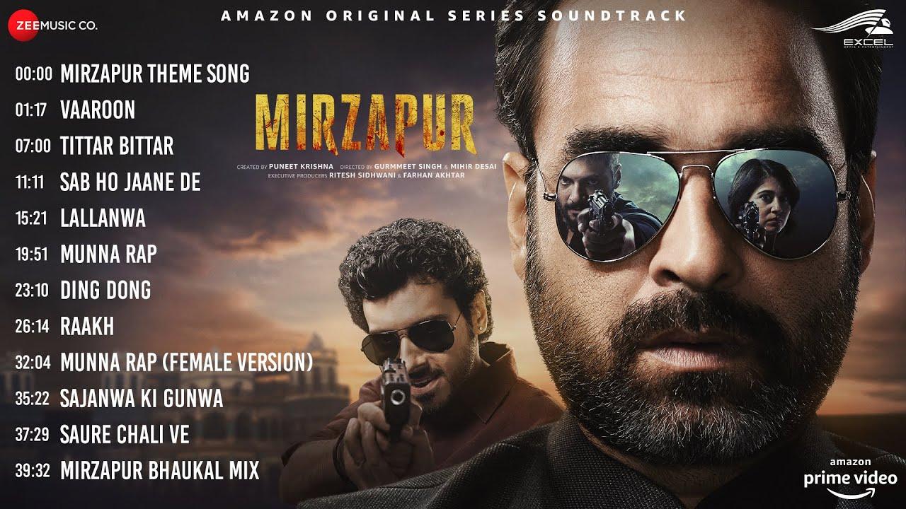 hindi mirzapur poster