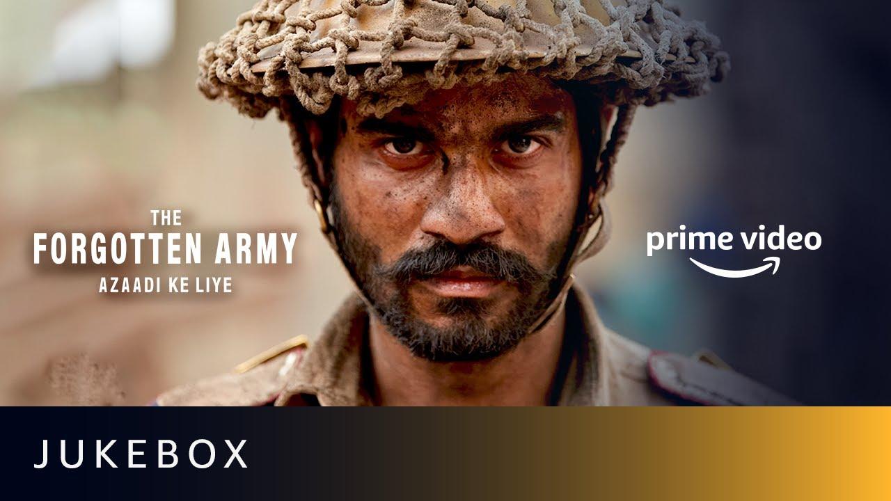 hindi the forgotten army azaadi ke liye poster