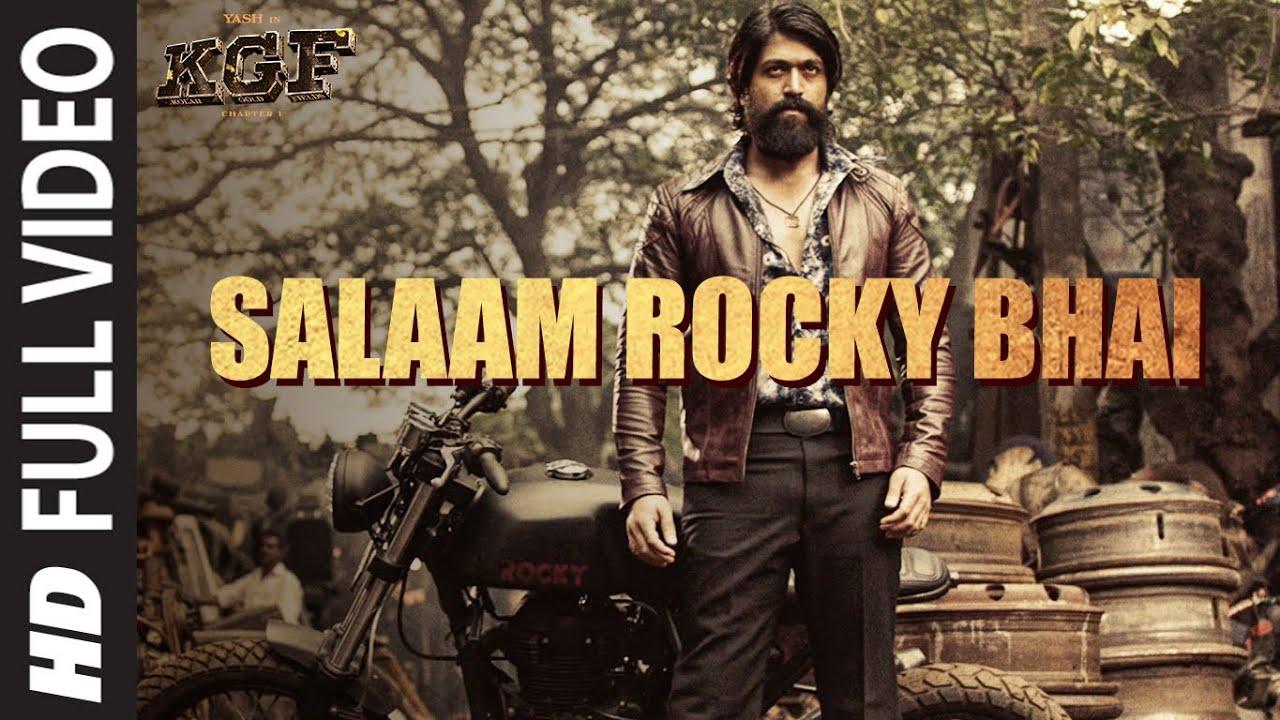 hindi salaam rocky bhai kgf chapter 1