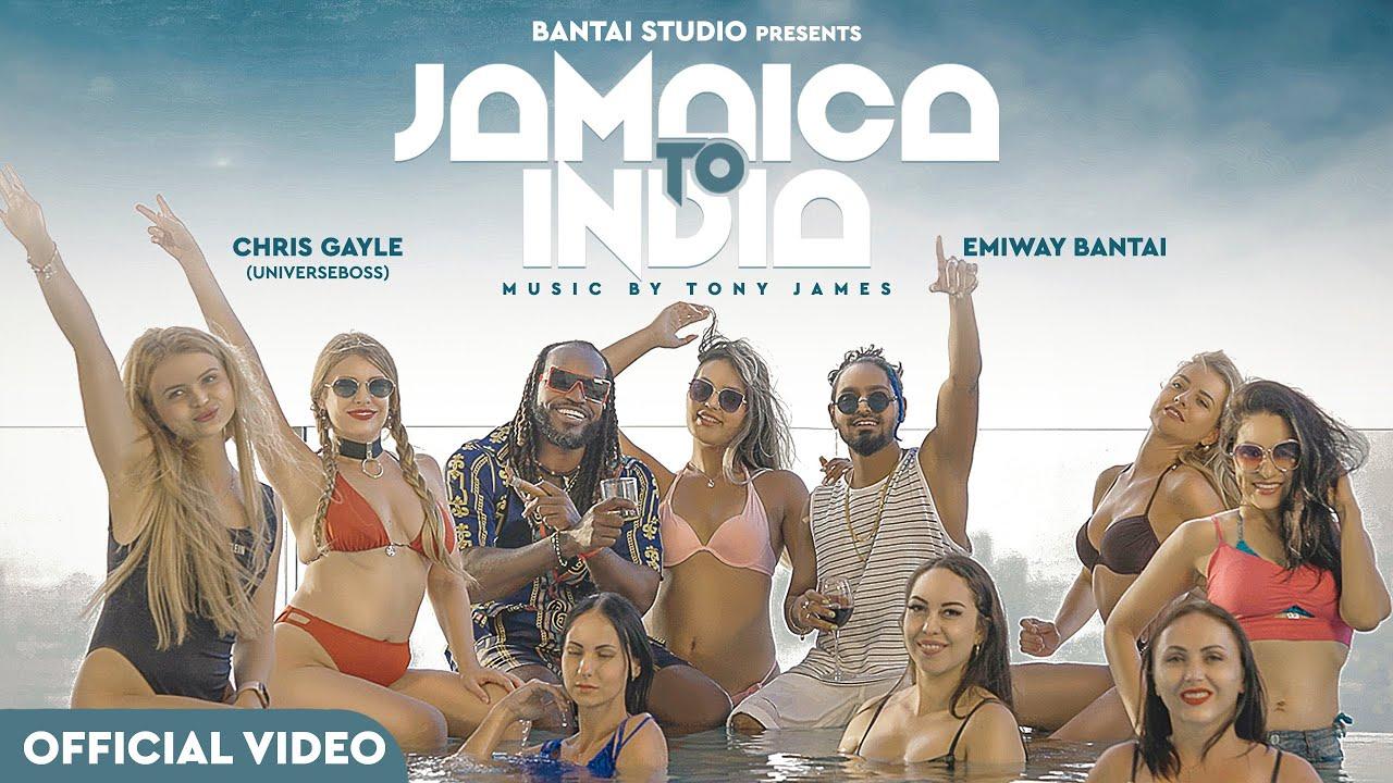 jamaica to india emiway bantai