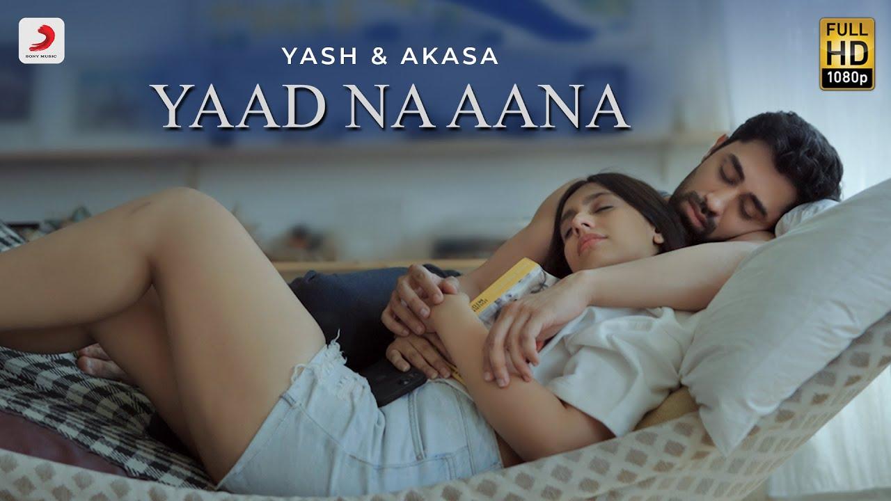 hindi yaad na aana yash narvekar akasa